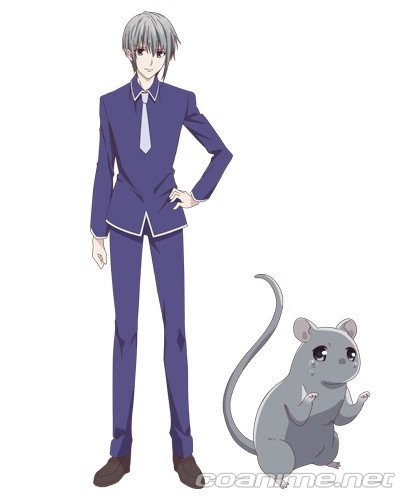 Yuki Sohma - Fruits Basket